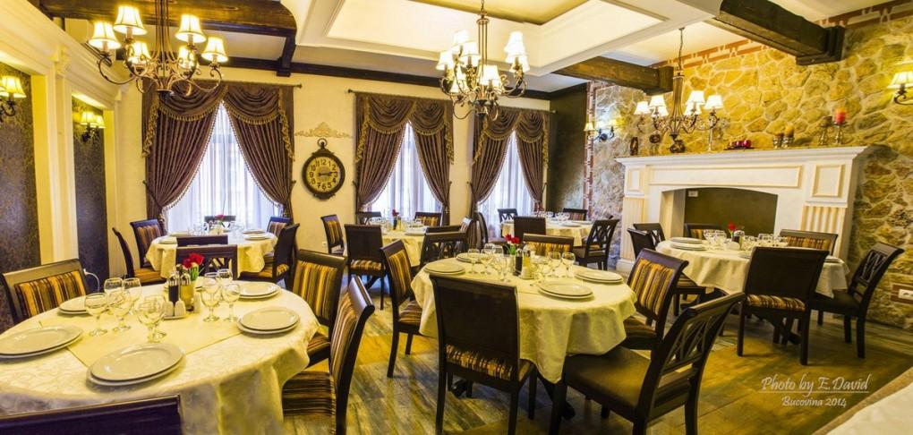 Restaurant hotel