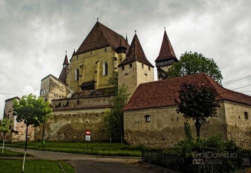 Ardeal – Biserica fortificata Biertan sec al XV-lea