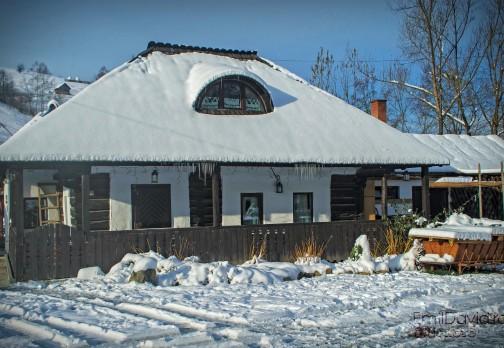 Casa de poveste din Bucovina