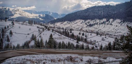 Iarna in Sadova 2016
